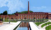 Centro Cultural e de Congressos – Antiga fábrica de cerâmica